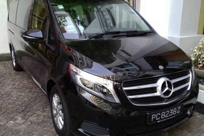 Business Van V-Class